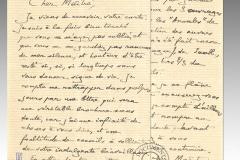 Extrait d'une lettre d'Augustin Chaboseau