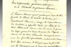 Texte de Saint-Martin/ Lois temporelles