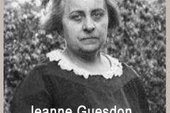 Jeanne Guesdon