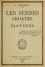 Les Serbes Croates