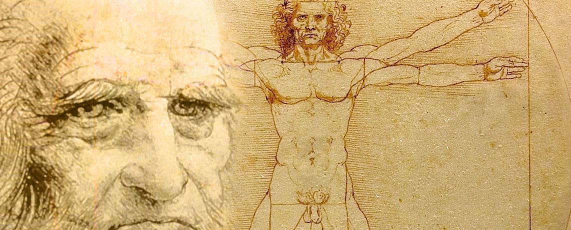 Léonard de Vinci ou la poursuite de l'homme absolu