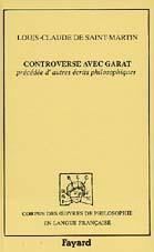 Controverse avec Garat
