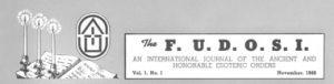 revue FUDOSI